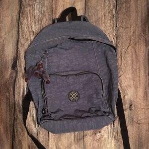 Handbags - 💕Blue Kipling backpack 💕